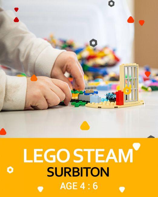 LEGO-STEAM